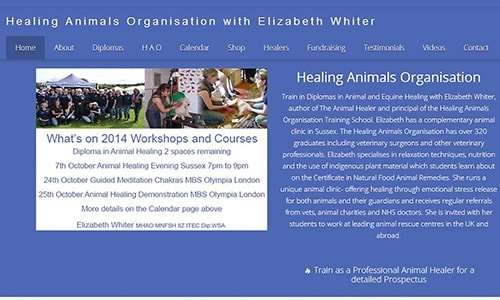 Healing Animals Organisation
