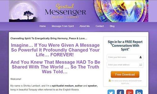 Spiritual Messenger